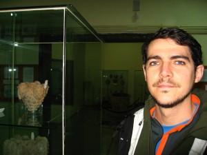 Tete de Philippe au musee archeologique