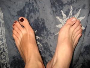 C'est le pied (dirons nous)